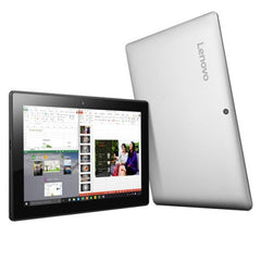 Lenovo MIIX310 4GB+64GB 2 in 1 Notebook 10.1 inch Windows 10 Home Intel Atom X5 8350 Quad Core HDMI WiFi BT(Grey)