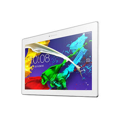 Lenovo Tab 2 A10-70LC 2GB+16GB 7000mAh Big Battery DOLBY ATMOS Speaker Dual Camera 10.1 inch IPS Screen Android 5.1 MT8732 Quad Core 64-bit 1.7GHz Support 4G LTE 2.4G / 5.0G WiFi Bluetooth 64GB Micro SD Card(White)