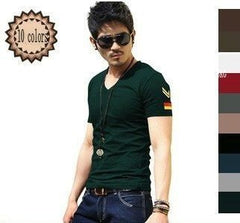 Men's Short Sleeve T Shirt Slim fit