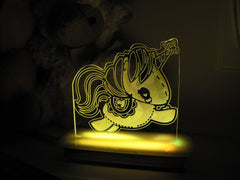 Stitch the Pony Night Light