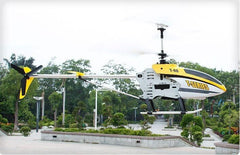 Helicopter with built in HD Camera