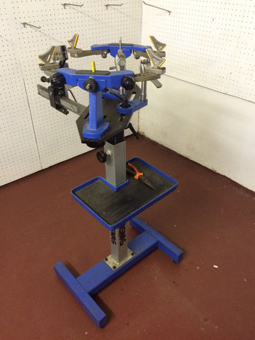 Stringing machine - used