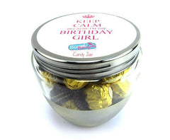 Candy Jar - Birthday Girl - Ferrero