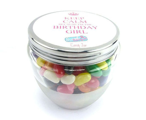 Candy Jar - Birthday Girl - Jellies