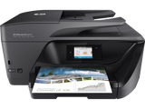 HP OfficeJet Pro 6970 All-in-One Printer (J7K34A) - A4 Colour Print