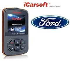 iCarsoft Ford Scan Tool i920 - Online Update