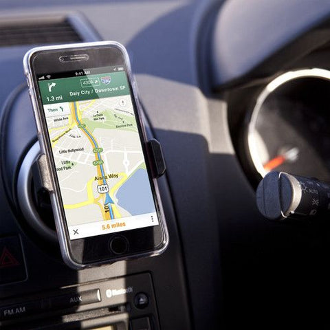 Car Vent Clip-on Smartphone Holder