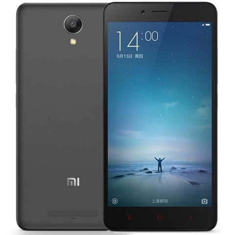 Xiaomi Redmi Note 2 32GB, Network: 4G, 5.5 inch MIUI V7 MediaTek Helio X10 MT6795 Octa Core 2.0GHz, RAM: 2GB(Grey)