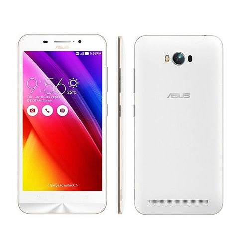 ASUS ZenFone Max ZC550KL 32GB, 5000mAh Battery, 5.5 inch Android 5.0 Qualcomm Snapdragon 64 bit Quad Core, RAM: 2GB, Network: 4G(White)
