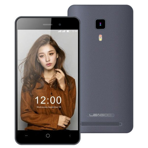 LEAGOO Z1, Network: 3G, 3.97 inch Andriod 5.1 MTK6580M Cortex A7 Quad Core 1.3GHz(Black)