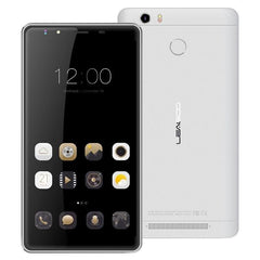 LEAGOO Shark 1 16GB, Network: 4G, Fingerprint ID, 6300mAh Battery, 6.0 inch Andriod 5.1 MTK6753 ARM Cortex-A53 Octa Core 1.3GHz, RAM: 3GB(Silver)