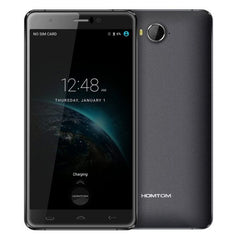 HOMTOM HT10 32GB, Network: 4G, 5.5 inch Android 6.0 MTK6797 Helio X20 Ten Core, RAM: 4GB(Black)