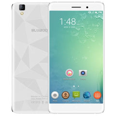 BLUBOO Maya 16GB, Network: 3G, 5.5 inch Android 6.0 MTK6580A Quad Core 1.3GHz, RAM: 2GB(White)
