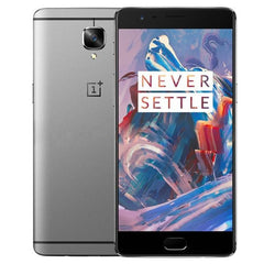 OnePlus 3 64GB, Network: 4G, 5.5 inch Android 6.0 Qualcomm Snapdragon 820 Quad Core 2x2.2GHz + 2x1.6GHz, RAM: 6GB(Grey)