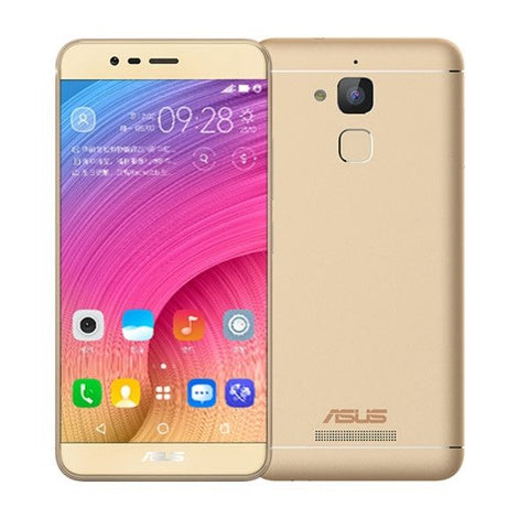 ASUS Zenfone Pegasus 3 32GB, Network: 4G, 5.2 inch Android M MTK6737 Quad Core, RAM: 3GB(Gold)