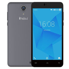 iNew U8W 8GB, Network: 3G, 5.5 inch 2.5D Android 5.1 MTK6580 Quad Core 1.3GHz, RAM: 1GB, GPS(Grey)