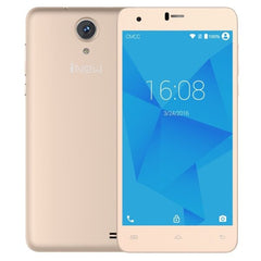 iNew U8W 8GB, Network: 3G, 5.5 inch 2.5D Android 5.1 MTK6580 Quad Core 1.3GHz, RAM: 1GB, GPS(Gold)