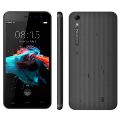 HOMTOM HT16 8GB, Network: 3G, 5.0 inch Android 6.0 MTK6580 Quad Core 1.3 GHz , RAM: 1GB(Black)
