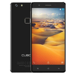CUBOT S550 Pro 16GB, Network: 4G, 5.5 inch Android 5.1 MTK6735 Quad-Core 1.3GHz, RAM: 3GB(Black)