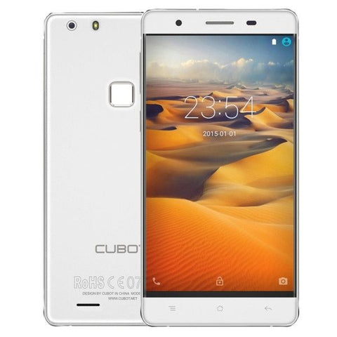 CUBOT S550 Pro 16GB, Network: 4G, 5.5 inch Android 5.1 MTK6735 Quad-Core 1.3GHz, RAM: 3GB(White)