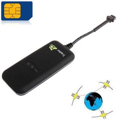 GPS Tracker, GPS + GSM + SMS