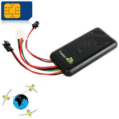 GPS Tracker with SOS and Remote Voice Monitoring Function