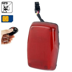 GPS304B GSM / GPRS / GPS Tracker with Remote Controller (Red)