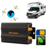TK103A+ GPS / SMS / GPRS Tracker Vehicle Tracking System - Zasttra.com
