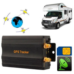 TK103A+ GPS / SMS / GPRS Tracker Vehicle Tracking System