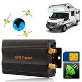 GSM / GPRS / GPS Vehicle Tracking System