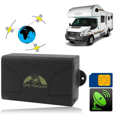 GSM / GPRS / GPS Portable Vehicle Tracking System