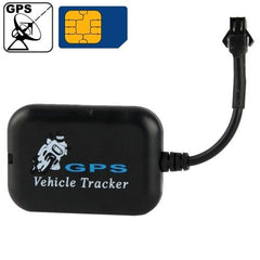 GPS Vehicle Tracker (Black)
