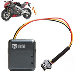 RF-V10 GSM Real Time Tracker & Motorcycle Alarm with Remote Controller