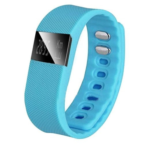 TW64  Waterproof Smart Bracelet(Blue)