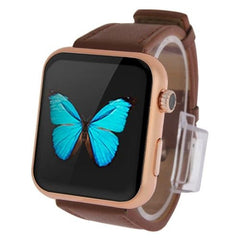 Atongm AW08 V4.1 Smart Watch (Brown)