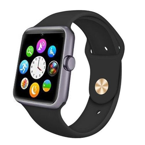 KB08 Smart Watch (Black)