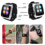 i8 1.54 inch Touch Screen Bluetooth V4.0 Smart Watch, Support Pedometer / Sleep Monitoring / Remote Capture / Receive Call / Anti-lost(Silver) - Zasttra.com - 9
