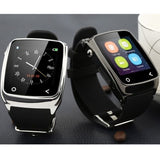 i8 1.54 inch Touch Screen Bluetooth V4.0 Smart Watch, Support Pedometer / Sleep Monitoring / Remote Capture / Receive Call / Anti-lost(Silver) - Zasttra.com - 8