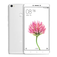 Xiaomi Max 128GB, Network: 4G, Fingerprint Identification, Infrared Remote, 4850mAh Battery, 6.44 inch MIUI 8, Snapdragon 652 Otca Core up to 1.8GHz, RAM: 4GB(Silver)