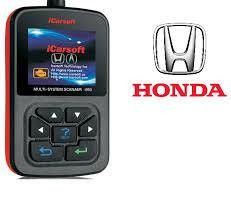 iCarsoft Honda Scan Tools i990 - Online Update