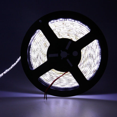 5M Flexible LED Strip Lights - Cool White