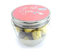 Candy Jar Get Well - Ferrero