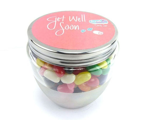 Candy Jar Get Well - Jellies