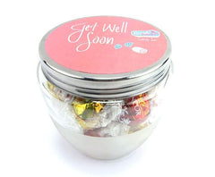 Candy Jar Get Well - Lindt