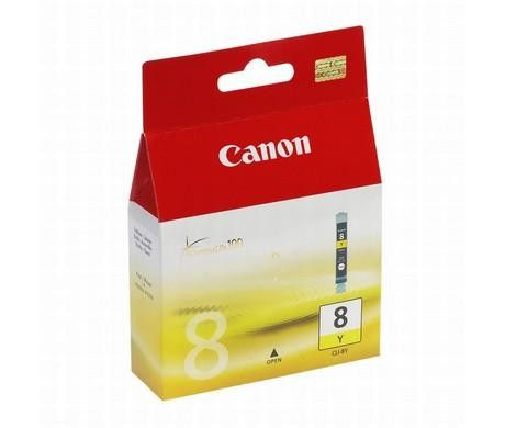 Original Canon CLI-8 Yellow Ink Cartridge