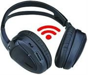 Boss Audio Dual Channel Wireless Infrared Headphones (Sold Individually)