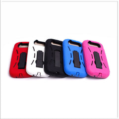 Shock Absorbing Stand Holder Case For Samsung Galaxy S3 S III i9300