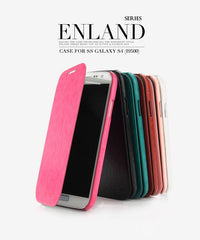 Kalaideng Enland Series PU + Ultra Thin Flip Leather Case For Samsung Galaxy S4 i9500