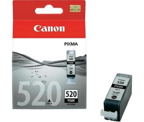 Original Canon PGI-520 Black Ink Cartridge
