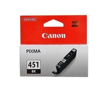 Original Canon CLI-451 Black Ink Cartridge